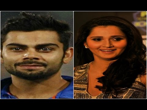 Sania Mirza and Virat Kohli's Day Out With The Next Generation | Exclusive
