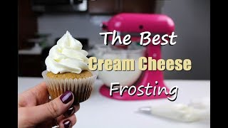 The Best Cream Cheese Frosting | CHELSWEETS