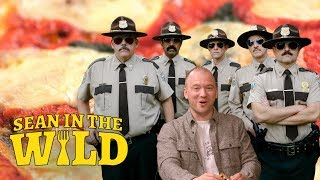 Video Ranking the Best Frozen Pizzas with the Super Troopers Cast | Sean in the Wild MP3, 3GP, MP4, WEBM, AVI, FLV Februari 2019