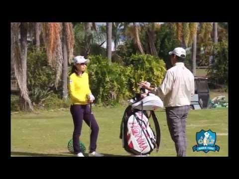 [Australian Golf Schools _ ANK GOLF] KLPGA 김자영 프로, 이인준 프로와 멘탈 트레이닝