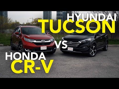 2017 honda cr v vs hyundai tucson comparison carultra for 2017 hyundai tucson vs 2017 honda crv