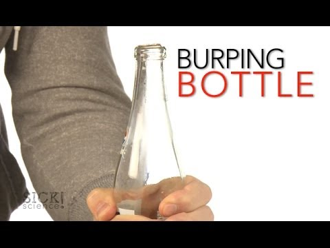 Burping Bottle - Sick Science! #166 (видео)