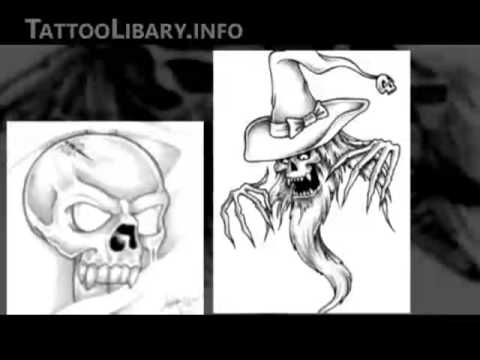 Skull Tattoo Designs – Design Gallery