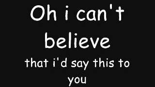 Download Lagu Josh Henderson   Tell me it's ok lyrics Mp3