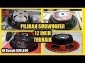 Download Lagu Speaker 12 inch Subwoofer Terbaik untuk Sound System Rumahan / mobil . di bawah 500.000 Mp3 Free