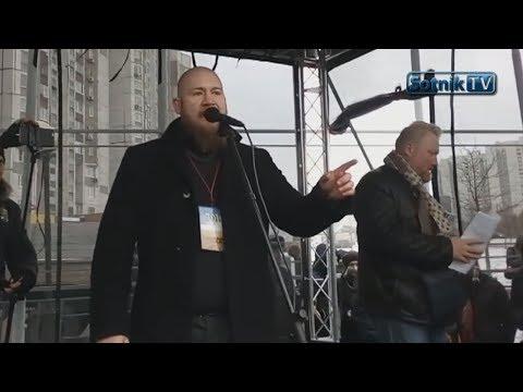И. БЕЛЕЦКИЙ: «ПУТИН САМ СОЗДАЕТ ЭКСТРЕМИСТОВ»