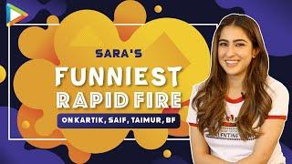 Video Sara's HILARIOUS advice to girls who want to DATE Kartik Aaryan   Rapid Fire   Love Aaj Kal download in MP3, 3GP, MP4, WEBM, AVI, FLV January 2017