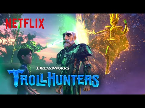The Mother of Monsters | Trollhunters | Netflix Futures