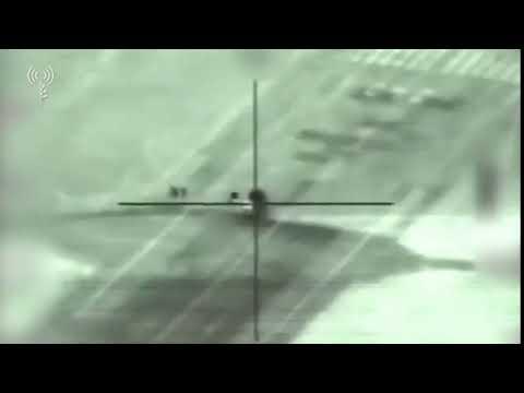 Видео уничтожения Сирийского «Панцирь-С1» в ходе удара израильских ВВС - DomaVideo.Ru
