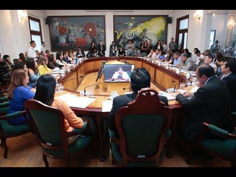 Cabildo H. Ayuntamiento de Tlalnepantla de Baz 07 junio del 2019