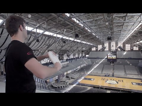 March Madness Trick Shots