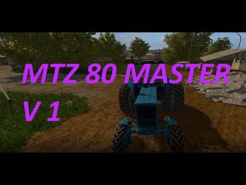 MTZ 80 MASTER v1.0