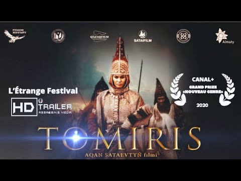 THE LEGEND OF TOMIRIS Official Trailer 2020 Action, History Movie