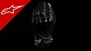 Alpinestars Octane SMoto Leather Gloves - 2012