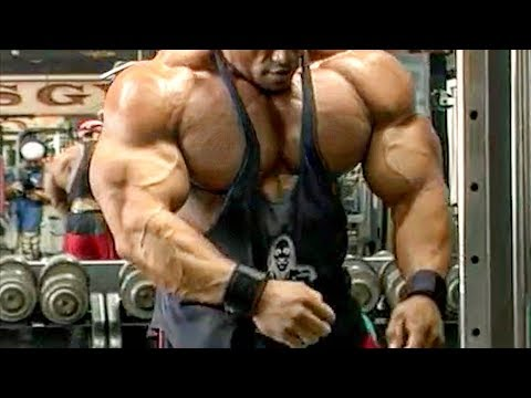 The Best Chests In Bodybuilding  - Chest Day Workout