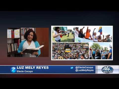 Entrevista a @LuzMelyReyes – Alo Buenas Noches 25-04-2017 Seg. 03