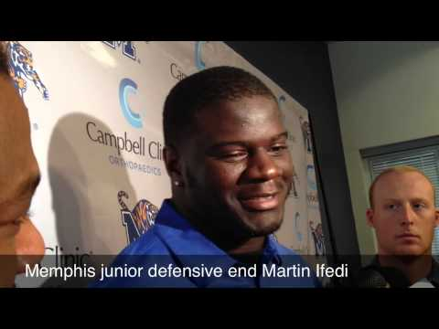 Martin Ifedi Interview 10/14/2013 video.