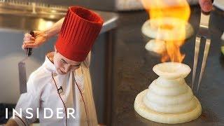 Video What It Takes To Be A Benihana Chef MP3, 3GP, MP4, WEBM, AVI, FLV April 2019