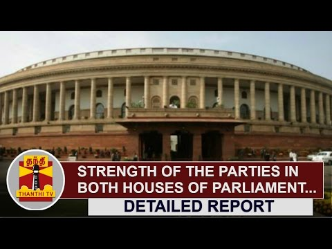 Strength-of-the-Parties-in-both-houses-of-Parliament--A-Brief-Explanation-Thanthi-TV