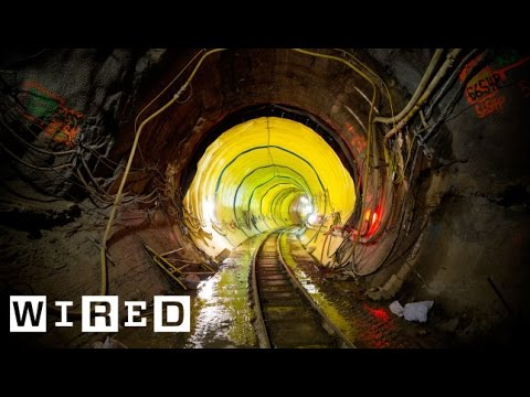 nyc - Deep under New York City, the Metropolitan Transit Authority is working on the country's largest and most expensive transportation project. Over 50 years in ...