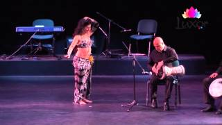 Luxor Bellydancer - Aswat/ percusión:
