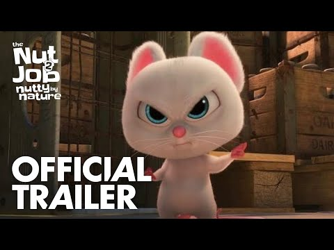 The Nut Job 2: Nutty By Nature | Official Trailer 2 [HD] | Global Road Entertainment