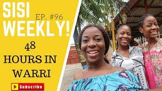 I took a quick trip to Warri Delta State for my niece's 5th birthday! Riwo is a big girl now ohhh. I took a trip down memory lane also, take you to my old house, my old church and the market I used to go to. If you are not subscribed join the family by clicking http://bit.ly/1mq1DGq and let's be friends on Instagram https://instagram.com/sisi_yemmie . If you miss me during the week, you will find me on my blog http://www.sisiyemmie.com Send me an email, I'd love to read from you sisi@sisiyemmie.com (FOR BUSINESS: business@sisiyemmie.com)Location: Lagos, Nigeria (West Africa) I'm a Nigerian Food and Lifestyle Blogger documenting bits of every other day in my life with my son, Tito and husband Bobo.