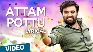 Attam Pottu Song with Lyrics - Vetrivel Tamil Movie