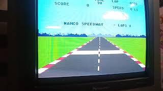 Pole Position: Practice Run [2 Laps / Best Lap] (Atari 400/800/XL/XE) by omargeddon
