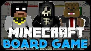 Minecraft: AMAZING 1.8 INTERACTIVE BOARD GAME w/JeromeASF, xRpMx13,&Taz! (Mini-Game)