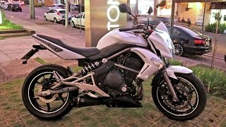 2. 2010 Kawasaki ER6N with WACS Exhaust