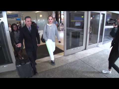Rita Ora Has Her Own Personal Female Paparazzo!