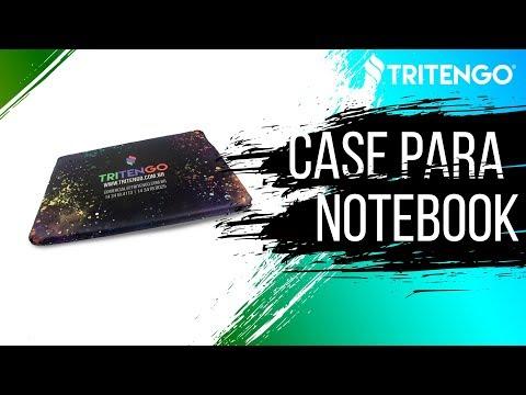 """Case para Notebook Personalizado 14"""" para Brinde Corporativo"""