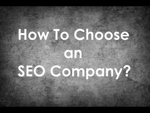 How To Choose an SEO Company - SEO.com