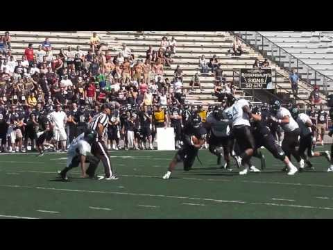 Hardrocker Football 2013 Season Highlights