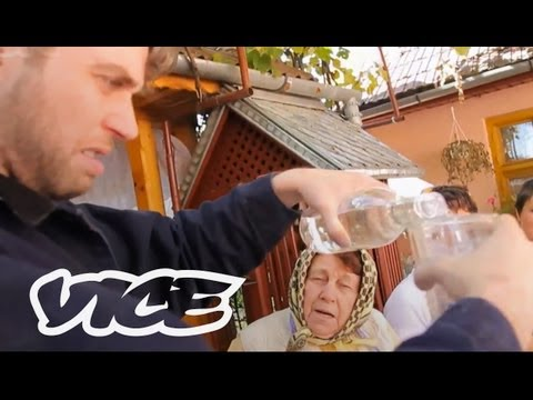 VICE videos - VICE correspondent Jordan Redaelli heads to a tiny Romanian village in the foothills of the Carpathians to hang out with the Cazan family, master brewers of ...