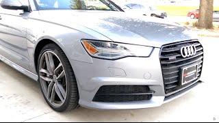 2016 Audi A6 Review 3.0 TFSI