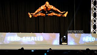 Nonton Fred Smalls   Dancing Bodybuilder   2014 Prague Pro Posing Film Subtitle Indonesia Streaming Movie Download