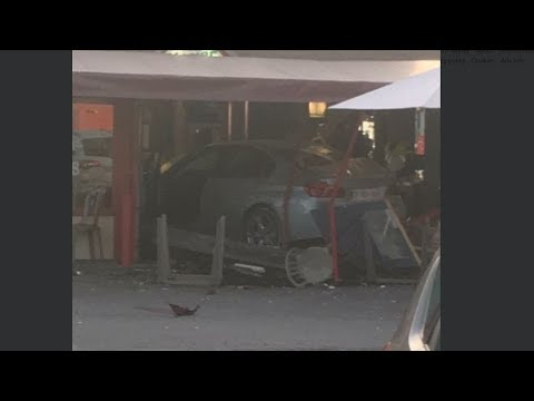 BREAKING NEWS: Car Attack in France, Car Rams Pizzeria