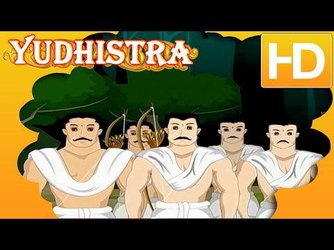 Video Yudhisthira | Story For Kids | Animated Cartoon In Hindi |  Mahabharat Cartoon Story | Kahaniyaan download in MP3, 3GP, MP4, WEBM, AVI, FLV January 2017