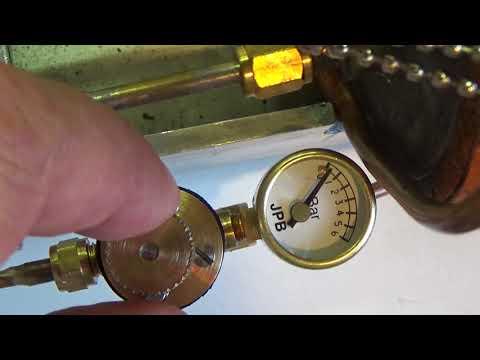 Intérêt du détendeur de gaz - Trucs et astuces vapeur RC modélisme