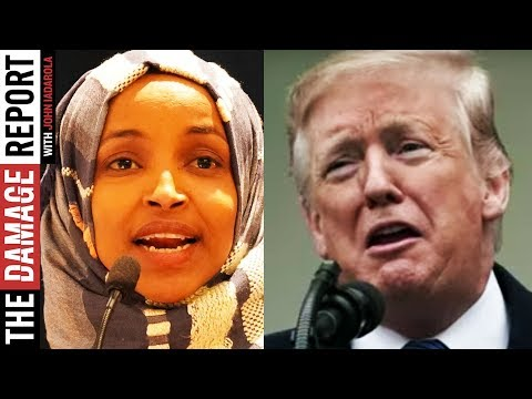 Ilhan Omar Facing Avalanche Of Death Threats After Trump Tweets