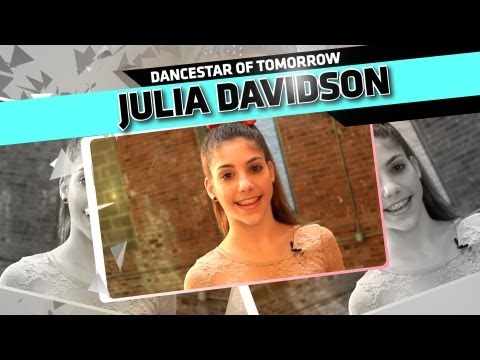DanceStar of Tomorrow - Julia