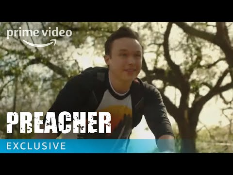 Preacher Season 2 Episode 3 - Behind the Scenes | Prime Video