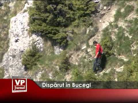 DISPARUT IN BUCEGI