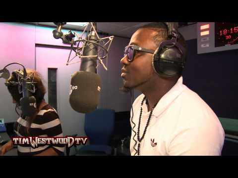 0 Video: Ice Prince on Tim Westwood Show