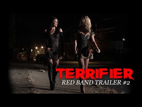 TERRIFIER Red-Band Trailer #2 - A Dread Central Presents Release