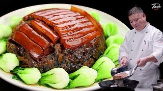 Video Chef's Favorite Braised Pork Recipe for Chinese New Year l 經典年菜 梅菜扣肉 MP3, 3GP, MP4, WEBM, AVI, FLV Mei 2019