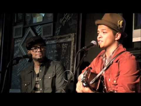 Cover Song - Watch Bruno Mars perform 3 covers song live with the Bobby Bones Show and 96.7 KISS FM! Songs include Tina Turner,