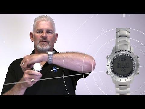 SCUBAPRO Tauchcomputer Mantis 2 (M2) - Überblick